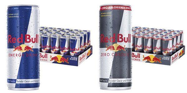 Red Bull 48 Dosen Red Bull (je 250ml) ab 35€ + Pfand