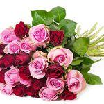Rosenstrauß Lovely mit 30 Rosen für 19,94€ inkl. Versand