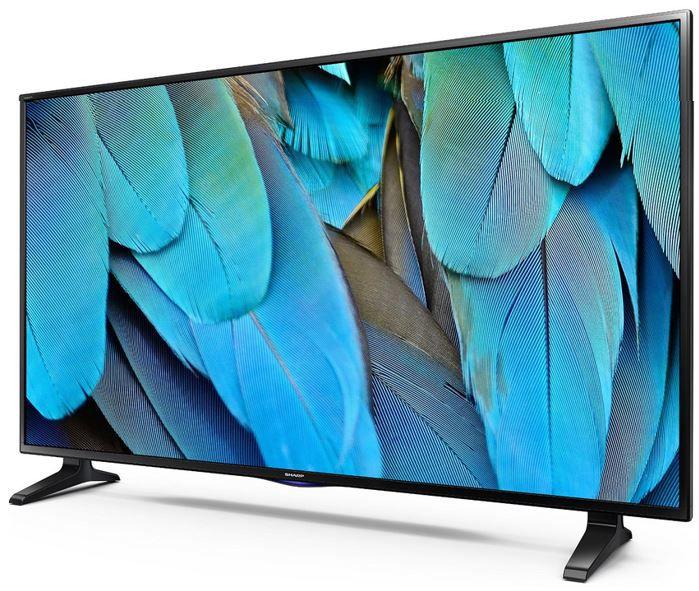 SHARP LC 43CFE4142E   43 Zoll TV mit triple Tuner für 219,99€ (statt 279€)