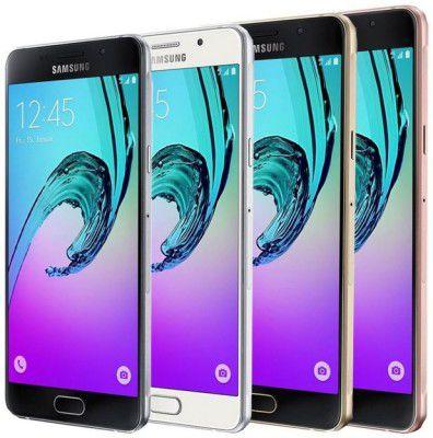 Samsung Galaxy A5 (2016)   5,2 Zoll Android Smartphone (Retouren) für 229,90€