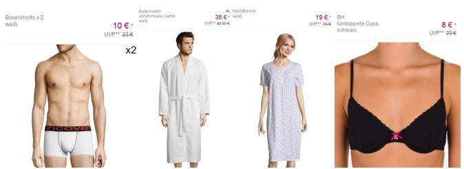 Schiesser   Unterwäsche und Homewear für die Familie günstig bei Vente Privee