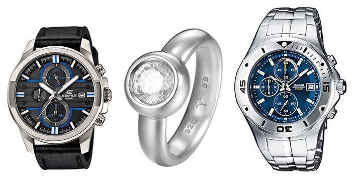 Schmuck Uhren 30% Rabatt auf Uhren & Schmuck bei Karstadt   z.B. Michael Kors MK8521 Uhr für 200€ (statt 240€)