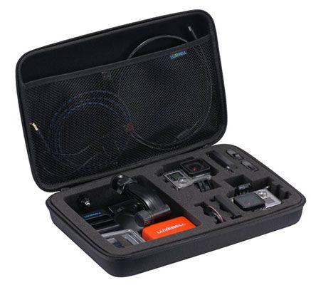 Luxebell Schutztragetasche für GoPro Kameras ab 9,99€ (statt 16€)