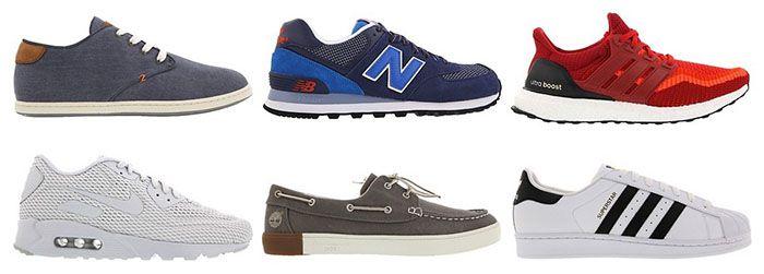 Sidestep: 10% EXTRA RABATT auf Sale + VSK frei   günstige Sneaker von Nike, adidas & Co.