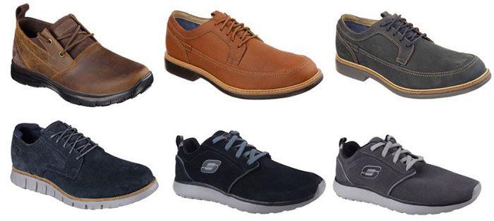 Skechers Loafer Herren Schuhe für je 38,99€ (statt 60€)