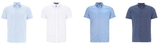 Olymp Level 5 Body Fit Sommer Hemd für je 14,95€ (statt 40€)