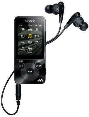 Sony Walkman NWZ E585 (16GB, 2 Zoll) für 107€