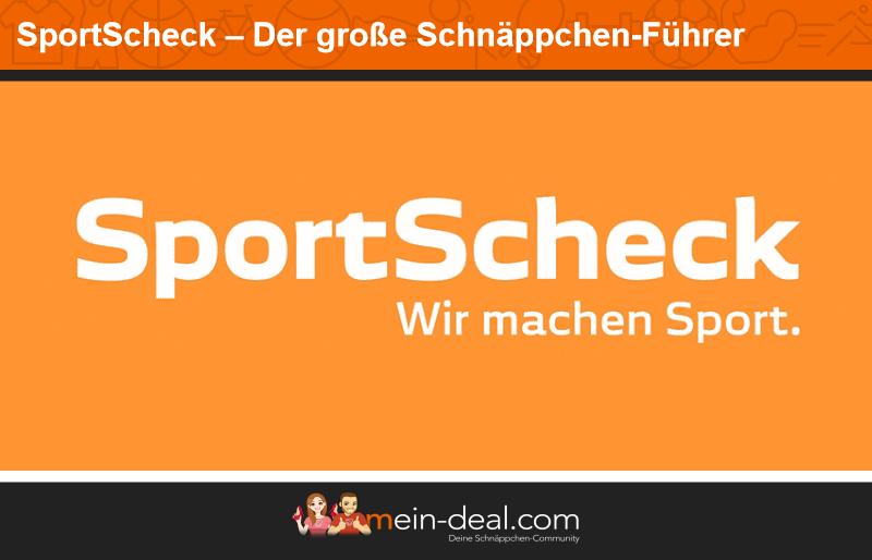 SportScheck ist schon recht günstig – wie man noch mehr sparen kann, erklären wir!