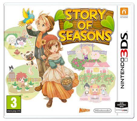 Story of Seasons Story of Seasons (3DS) für 21,37€ (statt 34€)