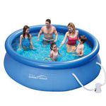 Summer Waves Fast Set Quick Up Pool inkl. Pumpe (305x76cm) ab 46,71€ (statt 60€)