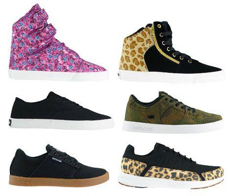 Supra Sneaker Supra Sneaker ab 19,46€    viele günstige Modelle