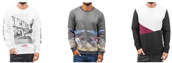 Sweatshirt JJ Jack & Jones Herren Sweartshirts für je 26,99€