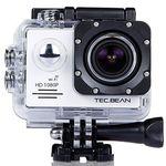 TEC.BEAN Action Sport WIFI Kamera mit 14MP für 76,99€ (statt 97€)