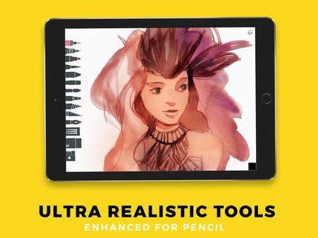 Tayasui Sketches 2 Pro (iOS) gratis statt 4,99€