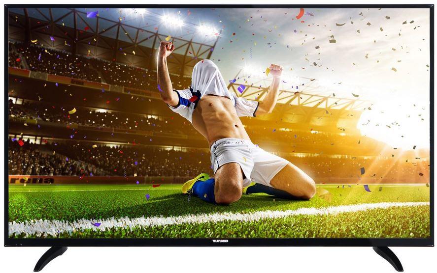 Telefunken XF55B400   55 Zoll WLan SmartTV für nur 449,99€