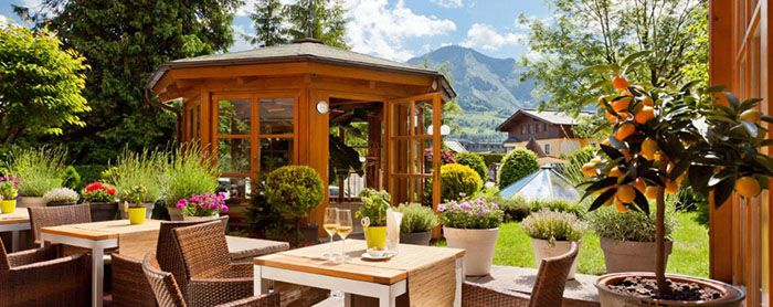 3 Tage Tirolerhof Zell am See im TOP 4* Hotel + Verwöhnpension + vielen Extras ab 195€ p.P.