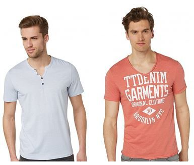 Tom Tailor T Shirts Sale Tom Tailor Sale mit bis 50% im Sommer SALE + 30% EXTRA RABATT