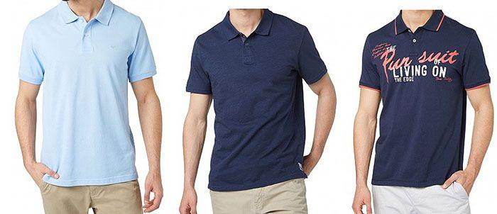15% Rabatt auf Tom Tailor T Shirts und Poloshirts