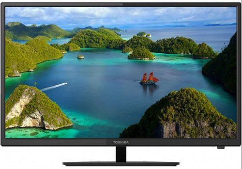 Toshiba 24E1533DG   24 Zoll Fernseher für 124,90€ (statt 154€)