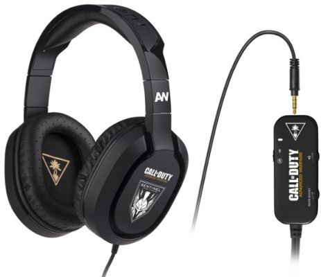 Turtle Beach Call of Duty Advanced Warfare Gaming Headset (PS 4) für 24,98€