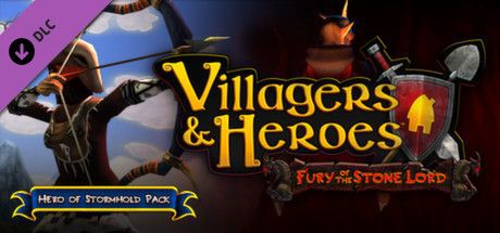 Villagers and Heroes: Hero of Stormhold Pack (Steam Key) gratis