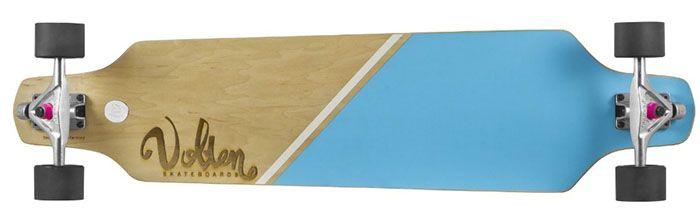 Volten Longboard Freeride Volten Longboard Freeride für 79€ (statt 189€)