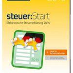 WISO Steuer Start 2016 (CD-ROM) für das Steuerjahr 2015 für 7,99€