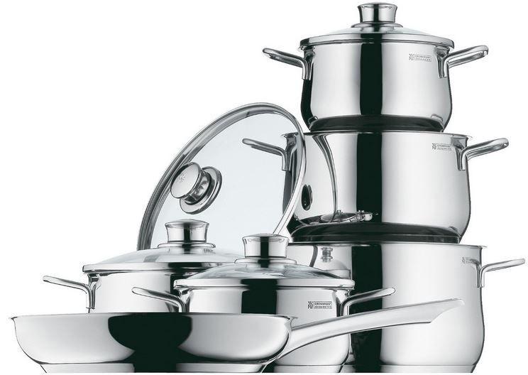 WMF Diadem Plus 6 teiliges Kochgeschirr statt 182€ für nur 119€