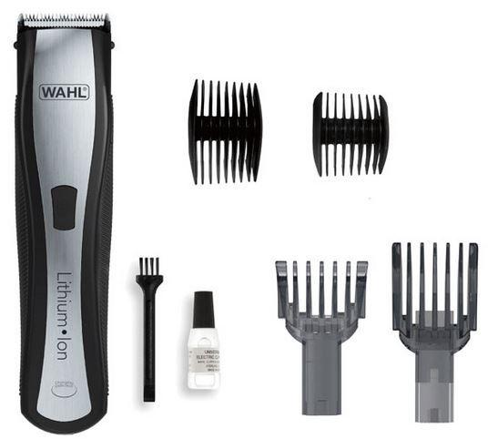 Wahl Vario 1481 0460   Lithium Ion Haarschneidemaschine für 24,95€ (statt 35€)