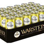 24 Pack Warsteiner Radler Zitrone je 0,5 Liter ab 15,99€