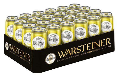 Warsteiner Radler Zitrone 24 Pack Warsteiner Radler Zitrone je 0,5 Liter ab 15,99€