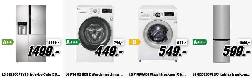 Waschmaschinen Angebot Media Markt mit guten Haushaltsangeboten