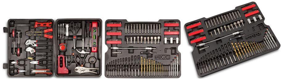 Werkzeugkoffer Julido Werkzeugkiste im Blowcase   550 Teile für 29,95€ (statt 39,95€)