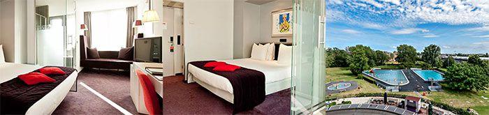 WestCord Art amsterdam 2 5 Tage Amsterdam im 4* Hotel mit Grachtenrundfahrt + Frühstück ab 79€ p.P.