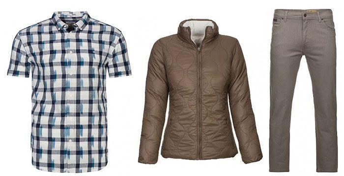 Wrangler Ausverkauf bei Outlet46   Hemden für 10€, Jeans für 20€ uvm.