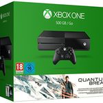 Xbox One 500GB + Quantum Break + Alan Wake für 179€ (statt 281€)
