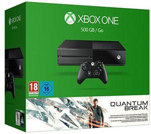 Xbox One 500GB + Quantum Break + Alan Wake für 179€ (statt 281€)