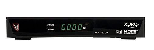 Xoro HRK 8750 CI+ Digitaler Kabel Receiver ab 15,85€ (statt 65€)