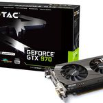 Zotac NVIDIA GeForce GTX970 Grafikkarte für 259€ (statt 290€)
