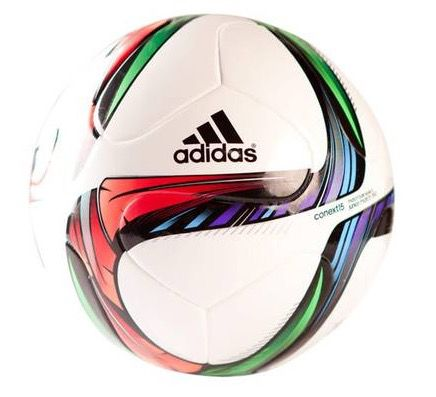 adidas Performence Conext 15 Kinder Fußball für 10,95€ (statt 20€)
