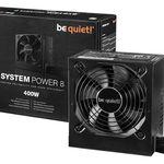 be quiet! System Power 8 400W Netzteil für 29,98€ (statt 44€)