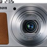 Canon PowerShot G9 X Digicam mit 20 Megapixel für 341€ (statt 374€)