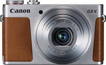 CANON Powershot G9 X Mark II Digitalkamera mit 20.9 Megapixel und WLAN für 333€ (statt 363€)