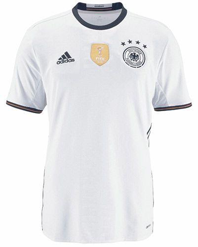 adidas Performance DFB HOME JERSEY EM 2016 Trikot ab 27,45€ (statt 50€)