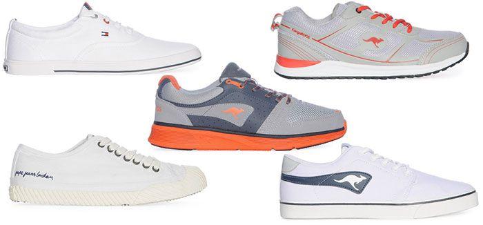 Verschiedene Marken Sneaker ab 23€ inkl. Versand (Tommy Hilfiger 29€)