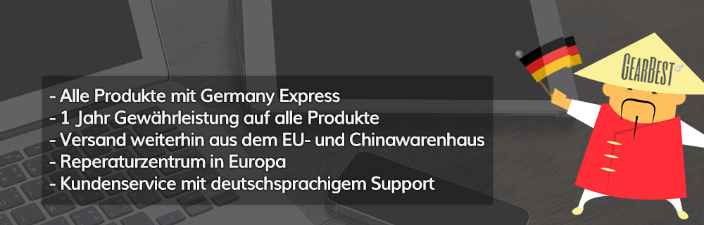 Gearbest Deutsch
