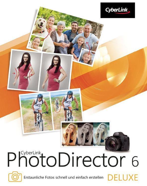 PhotoDirector 6 Deluxe (Vollversion) statt 50€   für lau und legal downloaden