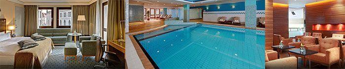 hilton dresden 3 Tage im  4* Hotel Hilton in Dresden inkl. Frühstück + Wellness für 139€ p.P.