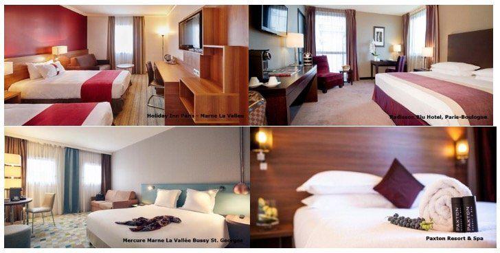 Tagesticket Disneyland Paris + 1 ÜN im 4* Hotel oder Disney Hotel mit Frühstück ab 89€ p.P.