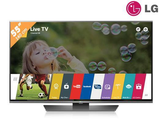 lg 55 fullhd smart tv LG 55LF630V Full HD Smart TV 55″ für 558,90€ statt 899€